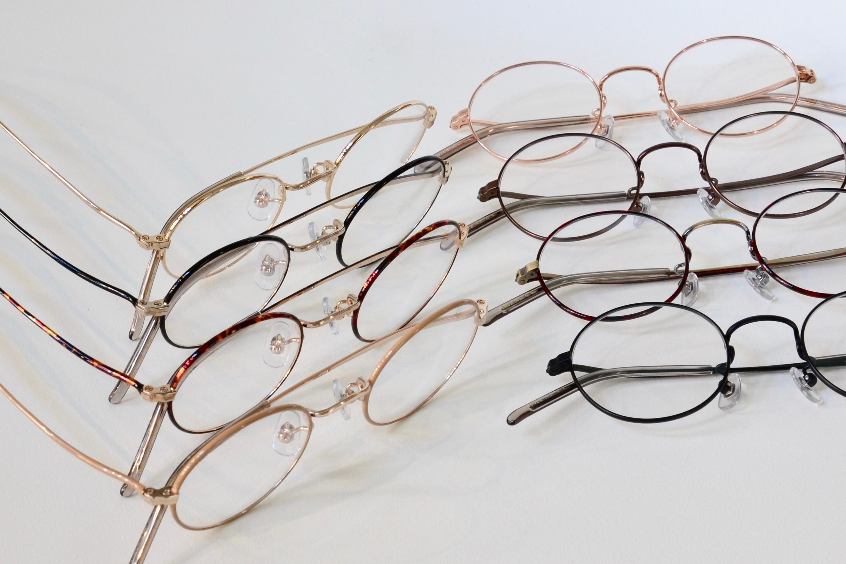 STEADY ステディ 自由が丘  眼鏡  メガネ