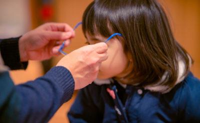 メガネ 子ども 子供のメガネ オモドック omodok 自由が丘 スイスフレックス